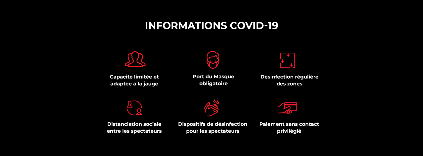 Contact Casino de Paris Coronavirus Covid19