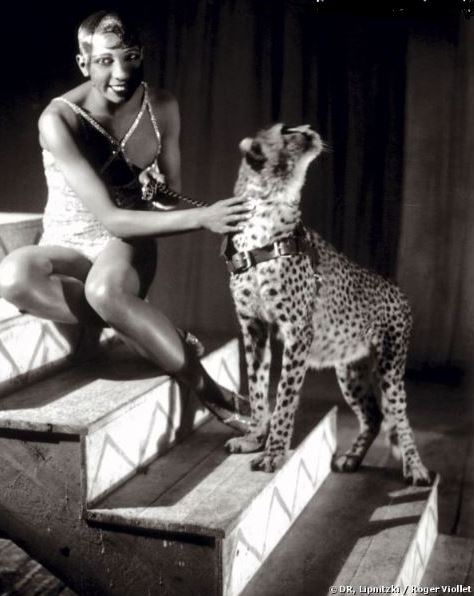 Photo Joséphine Baker
