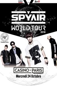 SPYAIR WORLD TOUR 2018